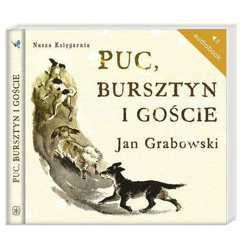 Puc Bursztyn i goście CD, Nasza Księgarnia