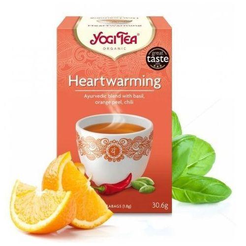 Yogi tea radość życia (heartwarming)