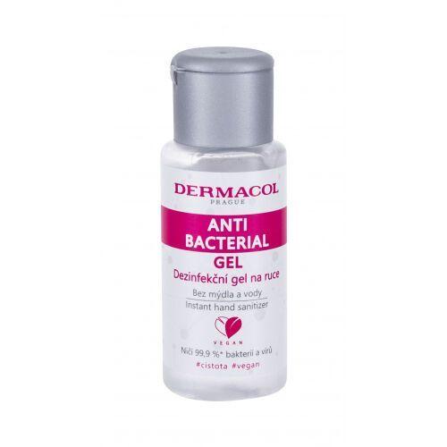 Dermacol antibacterial gel antybakteryjne kosmetyki 50 ml unisex (8595003120449)