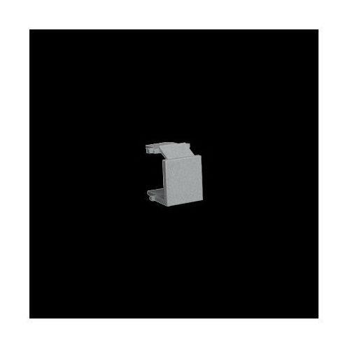Zaślepka otworu wtyku rj45/rj12 do pokrywy gniazda teleinformatycznego; aluminiowy marki Kontakt-simon