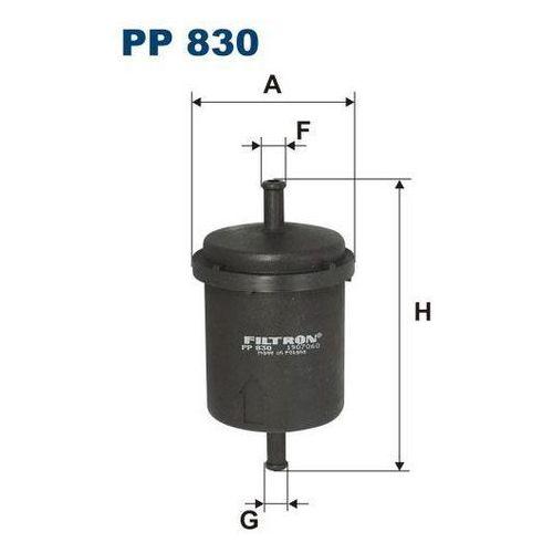 Filtron 830 pp filtr paliwa fiat,opel,seat,lancia (5904608008305)