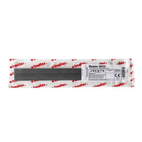 Elektroda nierdzewna INOX 3,2x350mm 10szt Bester - produkt z kategorii- akcesoria spawalnicze