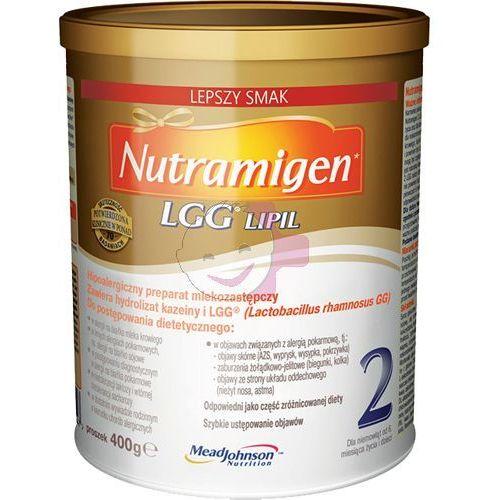 Nutramigen 2 LGG Lipil po 6 miesiącu 400g - produkt dostępny w Apteka Dziecka