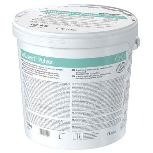 Płyn do dezynfekcji narzędzi medycznych sekusept pulver ® 10 kg marki Ecolab