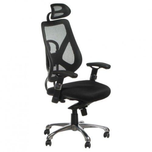 Corpocomfort Fotel ergonomiczny bx-w4310 czarny