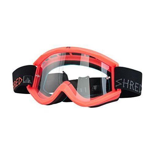 Gogle bike/motocross soaza popsicle neon rust s0 marki Shred