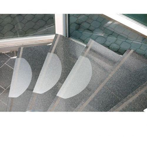 B2b partner Stopnie na schody - poliwęglan, 654x236 mm, 15 szt.