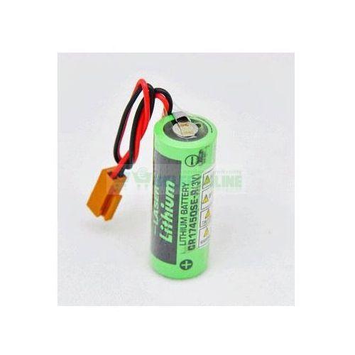 Bateria CR17450SE-R CR17450SE-RL 3.0V do sterowników Fanuc CR17450SER CR17450SERL CR8LHC