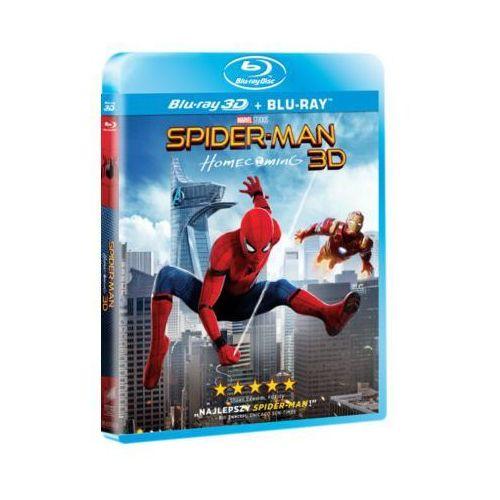 Imperial cinepix Spider-man: homecoming (2d+3d) (blu-ray) - jon watts. darmowa dostawa do kiosku ruchu od 24,99zł (5903570073083)