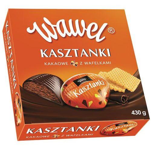 Czekoladki Kasztanki Wawel 430g, 3354