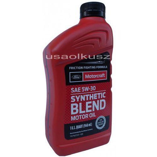 Motorcraft Syntetyczny olej silnikowy 5w30 1l lincoln mercury