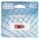 Produkt z kategorii- pendrive - PENDRIVE GOODRAM CUBE 8GB RED RETAIL9