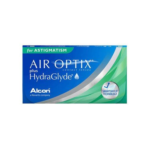 Alcon Air optix plus hydraglyde for astigmatism 6 szt.