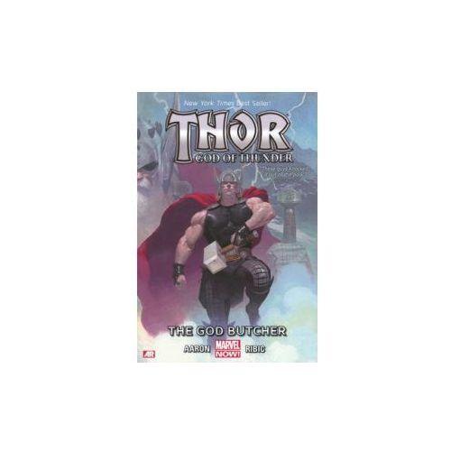 Thor: God Of Thunder Volume 1: The God Butcher (marvel Now)