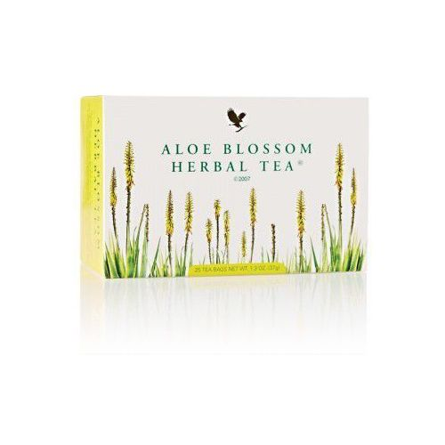 Aloe Blossom Herbal Tea™ - herbata aloesowa, 200