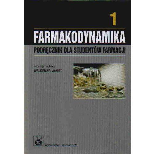 Farmakodynamika. Podręcznik dla studentów farmacji. Tom 1-2 (1280 str.)