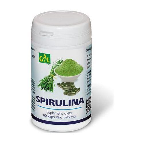 Spirulina 60 kaps. (5907501110977)