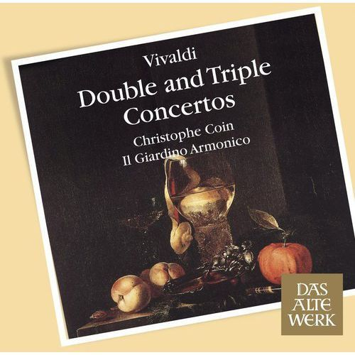 Coin,christophe/antonini,giova - viva:double and triple concert marki Warner music
