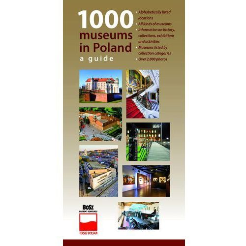 1000 museums in Poland (1128 str.)