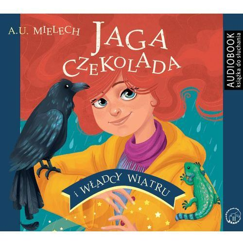 Cd Mp3 Jaga Czekolada I Władcy Wiatru - Agnieszka Mielech (9788327246127)