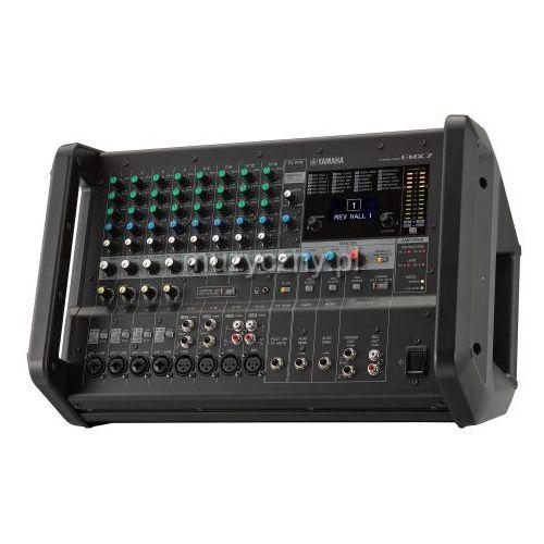 Yamaha EMX7 powermikser 2x710W/4Ohm