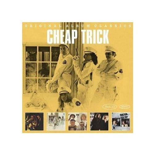 Sony music entertainment Cheap trick - original album classics (0886919009521)