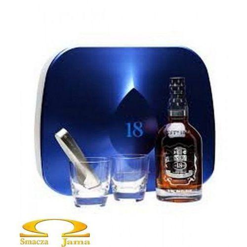 Zestaw whisky chivas regal 18 yo by pininfarina chapter 2 0,7l edycja limitowana marki Chivas brothers