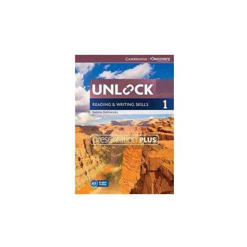 Unlock 1 Reading and Writing Skills Presentation Plus DVD (Płyta DVD)