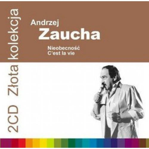 Andrzej Zaucha - ZLOTA KOLEKCJA VOL. 1 & VOL. 2 (5099972152829)