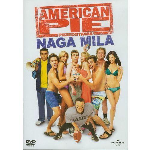 Tim film studio American pie. naga mila (dvd) - erik lindsay od 24,99zł darmowa dostawa kiosk ruchu