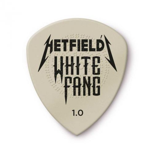 Dunlop HETFIELD′S WHITE FANG kostka gitarowa1.00mm
