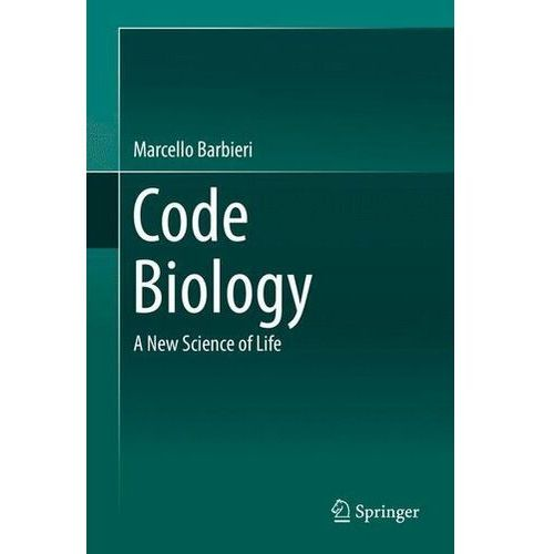 Code Biology Barbieri, Marcello (3319145347)