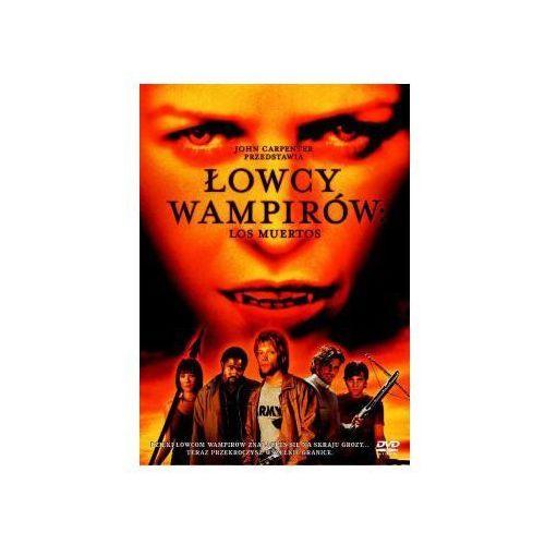 Łowcy Wampirow: Los Muertos (DVD) - Tommy Lee Wallace DARMOWA DOSTAWA KIOSK RUCHU