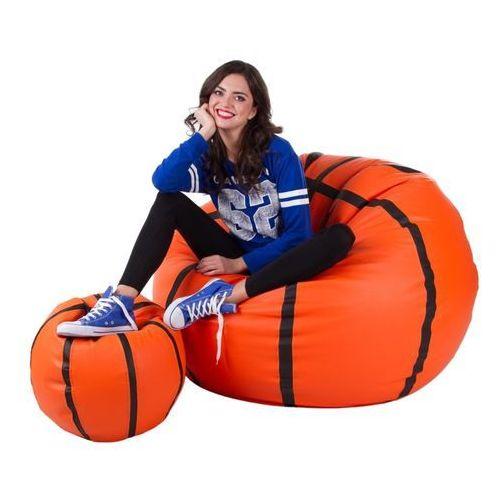 Pufa, Basketball - piłka - zestaw XXXL+L, Polskie Pufy