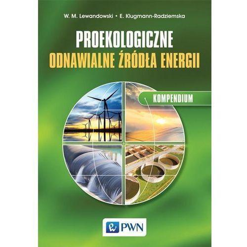 Proekologiczne odnawialne źródła energii. Kompendium - Witold M. Lewandowski (9788301190675)