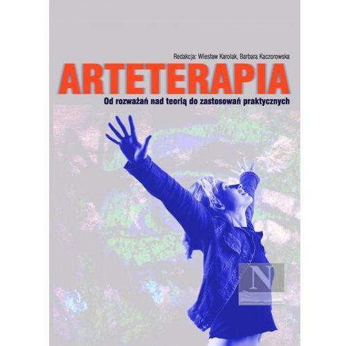 Arteterapia - od rozważań nad teorią do rozwiązań praktycznych, AHE