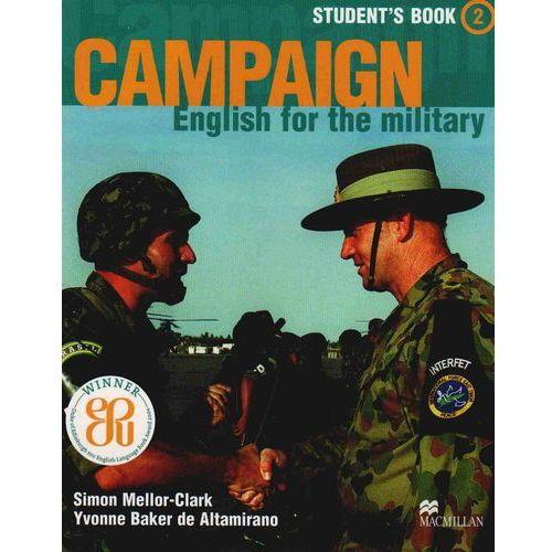 Campaign 2 Student's Book, Macmillan