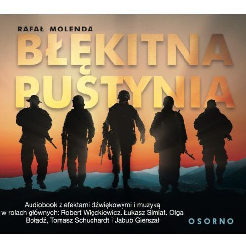Błękitna Pustynia (płyta CD/MP3)