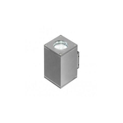 LIVIO 2 GM1101-2 KINKIET ZEWNĘTRZNY AZZARDO BRIGHT GRAY
