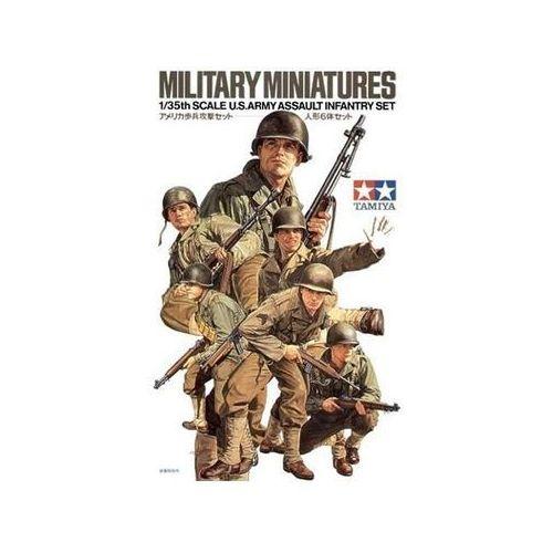Tamiya U.s. army assault infantry -