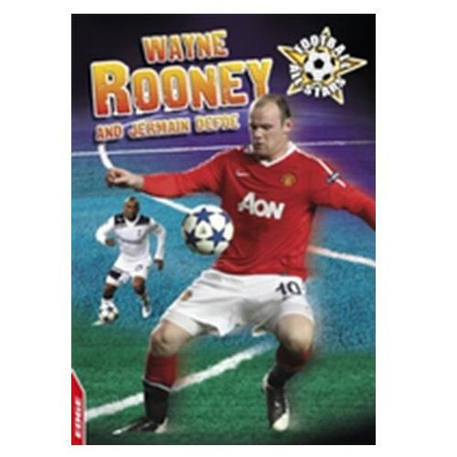 EDGE: Football All-Stars: Wayne Rooney and Jermain Defoe (9781445102139)