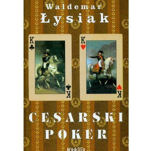 Cesarski poker, oprawa twarda