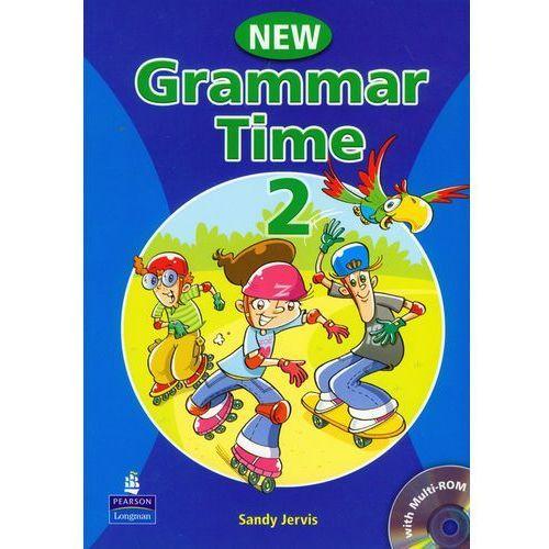 New Grammar Time 2 (+ CD), oprawa miękka