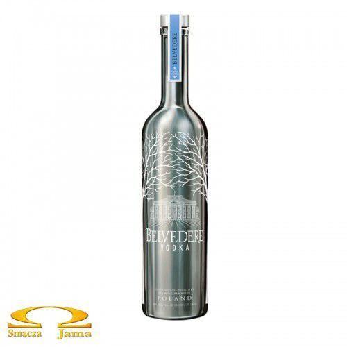 Wódka Belvedere Silver Sabre Podświetlana Butelka 1,75l, VODK111