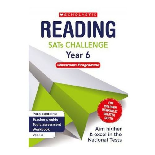 Reading Challenge Classroom Programme Pack (Year 6) (9781407175577)