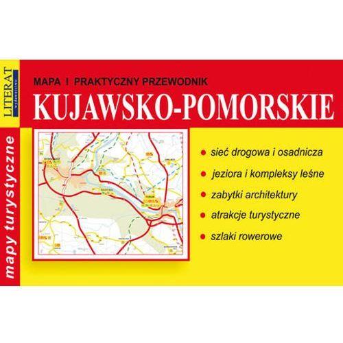 Mapa i praktyczny przewodnik - kujawsko-pomorskie - Opracowanie zbiorowe (9788378982463)