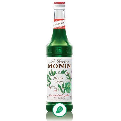 Monin Syrop zielona mięta green mint 0,7l monin 908035 sc-908035 (3052910016456)
