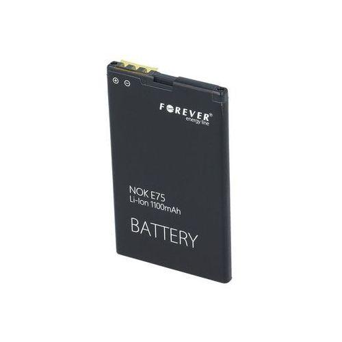 Bateria Forever Bateria Forever do Nokia E75 1100 mAh Li-Ion HQ - T002596 Darmowy odbiór w 21 miastach!, T002596