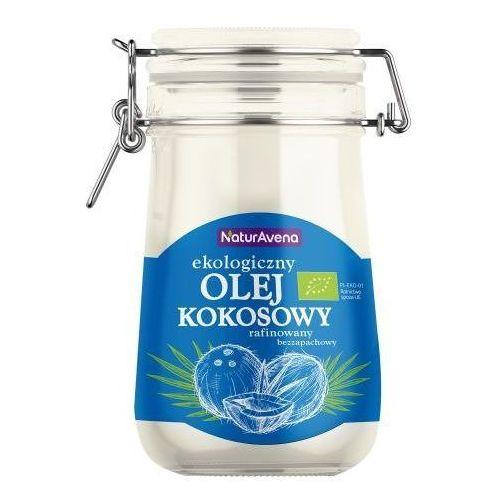 Olej kokosowy rafinowany 1kg - - 1000g marki Naturavena