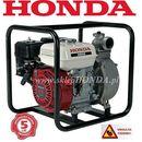 WB 20 Motopompa HONDA (6 mm, 600 l/min) + OLEJ + WĄŻ + NASADA + DOSTAWA GRATIS